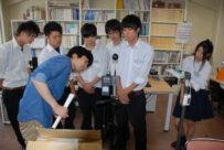 仙台工業高校インターンシップ2015_8
