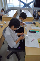 仙台工業高校インターンシップ2015_3