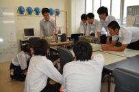 仙台工業高校インターンシップ2015_4